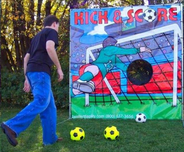 Where to find KICK   SCORE SOCCER in Denver