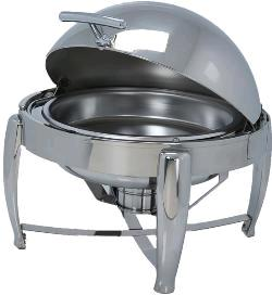 Where to find CHAFER 4QT ROUND, DOME SILVER in Denver