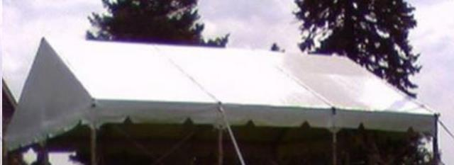 Where to find 20x40 White Gable Ended Future Tent in Denver