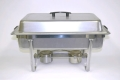 Where to rent CHAFER 8 QT RECTANGLE, STAINLESS in Denver NC