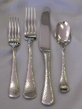Where to rent HAMMERED FLATWARE in Denver NC