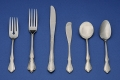Where to rent STAINLESS FLATWARE in Denver NC