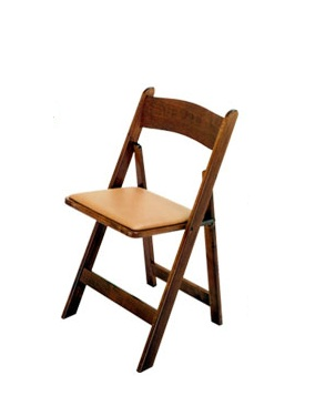 Where to find CHAIR FRUITWOOD FOLDING W  TAN PAD in Denver