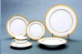 Where to find RHIANNON GOLD DINNER PLATE in Denver