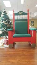 Where to rent SANTA CHAIR in Denver NC
