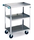 Where to rent SERVING CART 3TIER SS in Denver NC