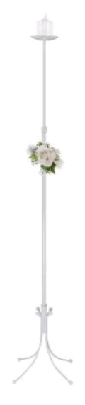 Where to rent WHITE MEMORY CANDELABRA in Denver NC
