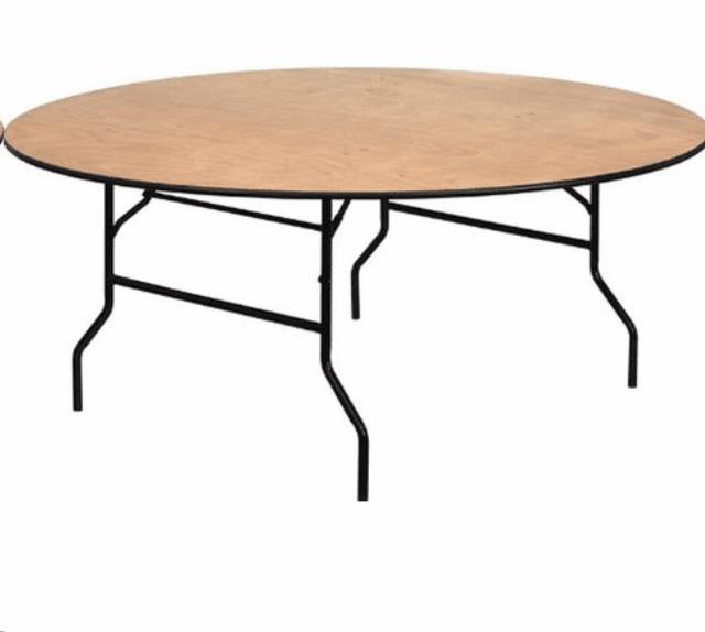 Where to find TABLE 5FT ROUND in Denver