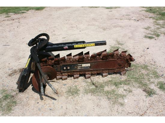 Where to find 36 X6  DINGO TRENCHER ATTACHMENT HD in Denver