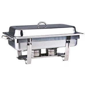 Where to find CHAFER 8QT RECTANGLE, POLISHED in Denver