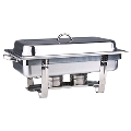 Where to rent CHAFER 8QT RECTANGLE, POLISHED in Denver NC