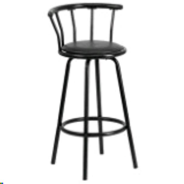 Where to find BAR STOOL STEEL WITH BACK in Denver