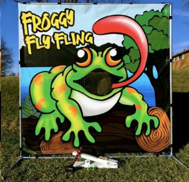 Where to find FROGGY FLY FLING in Denver