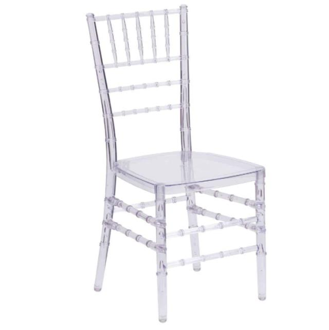 Where to find CHAIR CHIAVARI CRYSTAL in Denver