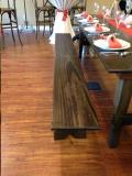 Where to rent FARM TABLE BENCHES in Denver NC