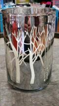 Rental store for SILVER TREE CANDLE HOLDER in Denver NC