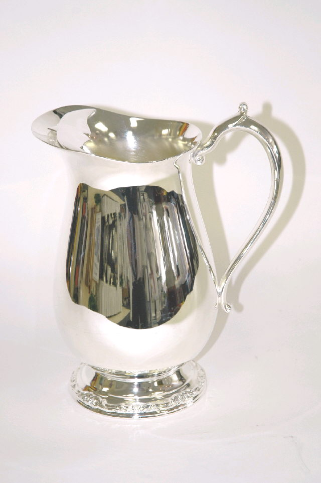 Where to find SILVER PITCHER, BULB in Denver