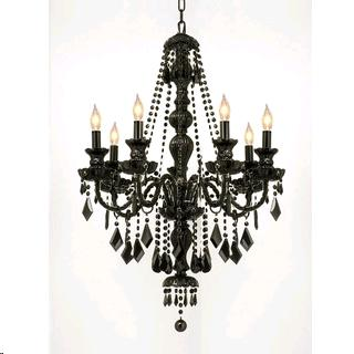 Where to find CHANDELIER BLACK CRYSTAL SUB in Denver