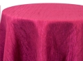 Where to rent FUSCHIA KRINKLE LINENS in Denver NC