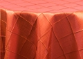 Where to rent ORANGE PINTUCK LINENS in Denver NC