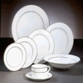 Where to rent DOUBLE SILVER SALAD PLATE in Denver NC