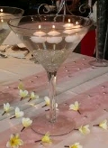 Where to rent MARTINI CENTERPIECE in Denver NC