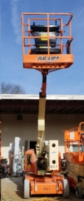 Where to rent 40 FT KNUCKLE BOOM LIFT in Denver NC