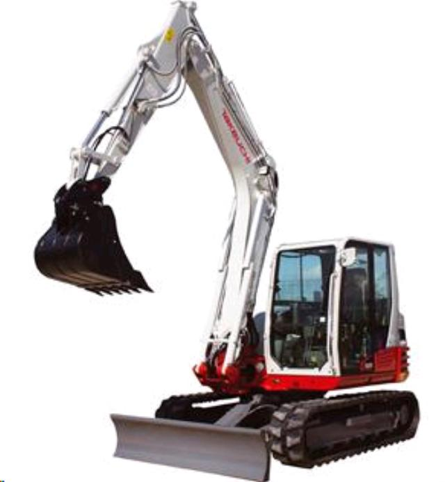 Where to find TRACKHOE TAKEUCHI TB290 W THUMB in Denver