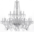 Where to rent CRYSTAL CHANDELIER in Denver NC