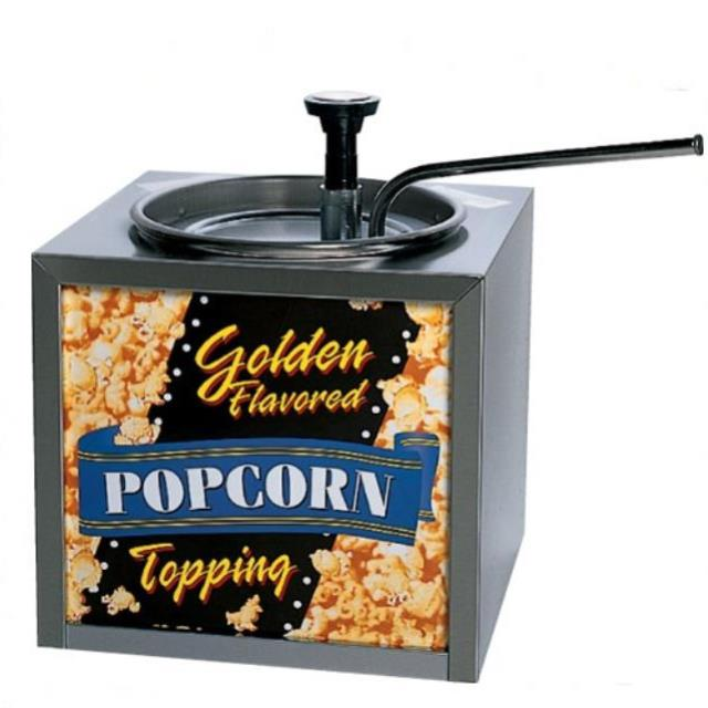 Where to find POPCORN BUTTER DISPENSER WITH PUMP SUB in Denver
