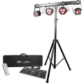 Where to rent GIG BAR DJ LIGHT WITH STAND SUB in Denver NC