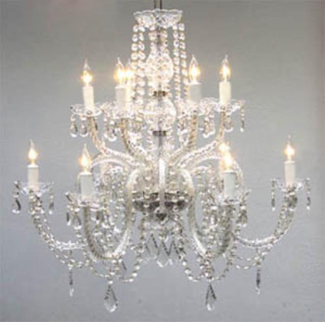Where to find CHANDELIER CRYSTAL SUB 12 LT in Denver