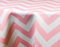 Rental store for PINK CHEVRON LINENS in Denver NC