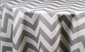 Rental store for GREY CHEVRON LINENS in Denver NC