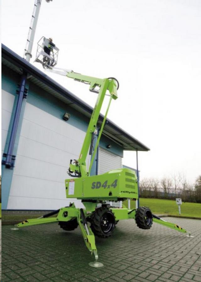 Where to find BUCKET LIFT NIFTY SD34 in Denver