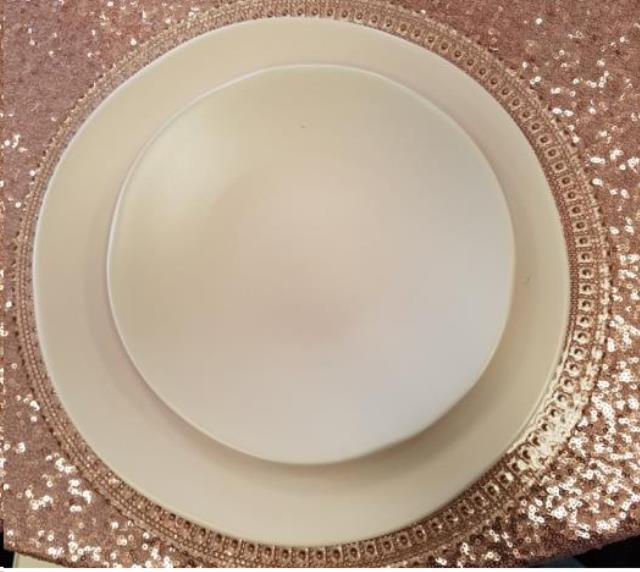 Where to find HEIRLOOM BLUSH DINNER PLATE in Denver