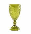 Where to rent VINTAGE GOBLET GREEN 10OZ in Denver NC