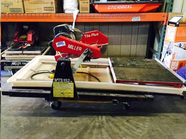 Where to find CERAMIC TILE SAW 24 in Denver
