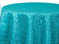 Rental store for TURQUOISE SEQUIN LINENS in Denver NC