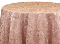 Rental store for PAISLEY LACE BLUSH LINENS in Denver NC