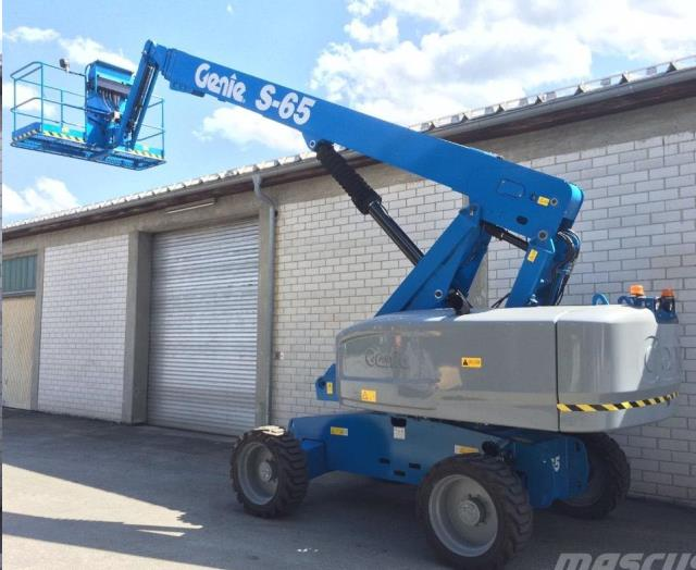 Where to find 65  SELF PROPELLED TELESCOPIC BOOM in Denver