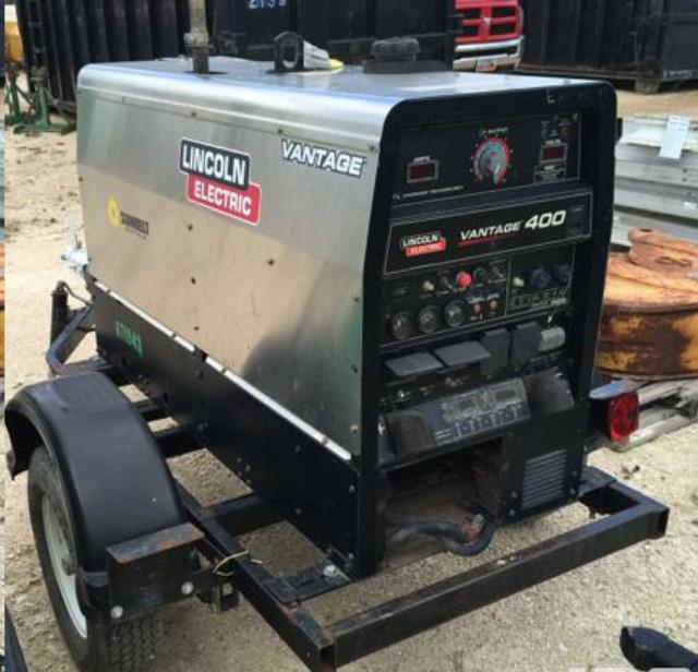 Where to find WELDER 400 AMP LINCOLN in Denver