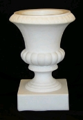 Where to rent URN PLANTER WHITE PLAS in Denver NC