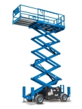 Where to rent SCISSOR LIFT 26 X67 X8  4 WHEEL DRIVE in Denver NC