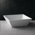 Where to rent BOWL WHITE MELAMINE SQUARE 9.5  x 9.5 in Denver NC