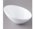 Where to rent BOWL WHITE MELAMINE SLANTED ROUND 12 in Denver NC