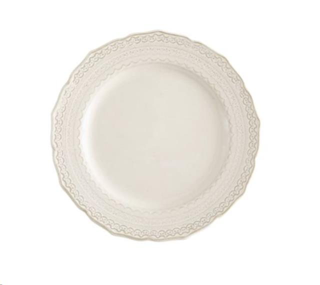 Where to find SIENNA LACE IVORY SALAD PLATE in Denver