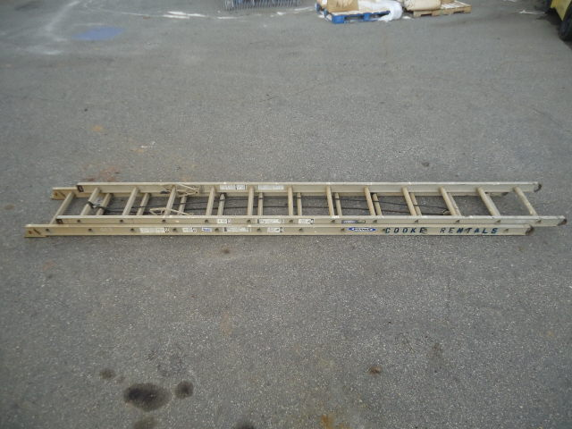 Where to find 24  EXTENSION LADDER ALUMINUM in Denver
