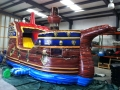 Where to rent INFLATABLE PIRATE SHIP SLIDE in Denver NC