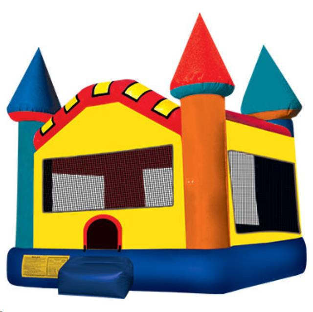 Where to find INFLATABLE BOUNCE CASTLE 14X13 in Denver